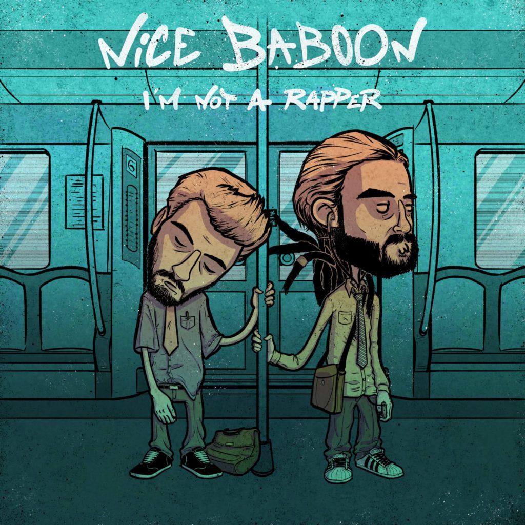 Nice Baboon